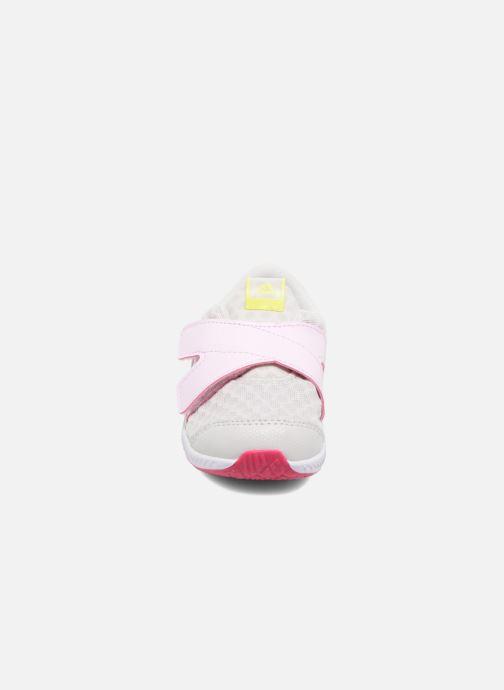 Chaussures de sport adidas performance Fortarun X Cool CF I Gris vue portées chaussures