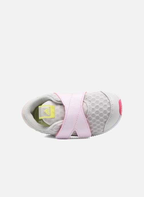 Sportschoenen adidas performance Fortarun X Cool CF I Grijs links