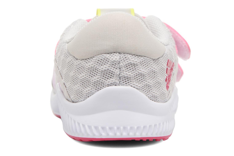 Sportschuhe Adidas Performance Fortarun X Cool CF I grau ansicht von rechts