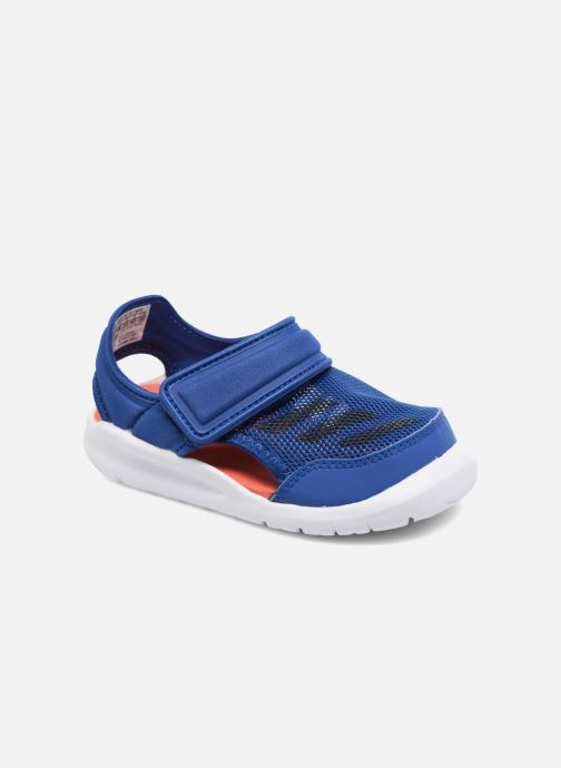 Sandales et nu-pieds adidas performance Fortaswim I Bleu vue détail/paire