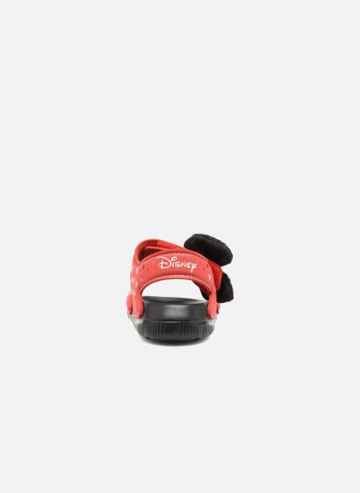 Sandales et nu-pieds adidas performance DY M&M Altaswim I Rouge vue droite