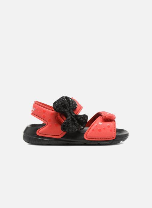 Sandales et nu-pieds adidas performance DY M&M Altaswim I Rouge vue derrière