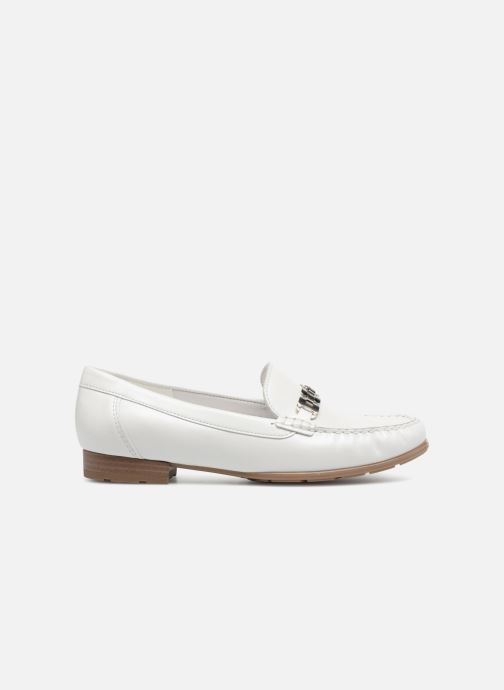 Mocasines Ara New Jersey 42234 Blanco vistra trasera