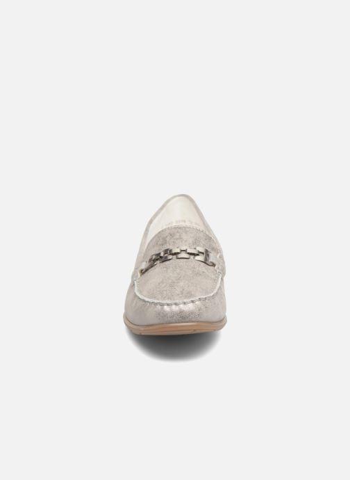 Mocassins Ara New Jersey 42234 Gris vue portées chaussures
