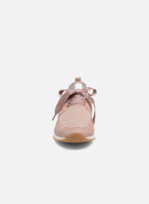 Baskets Ara Lisbonne 34036 Rose vue portées chaussures