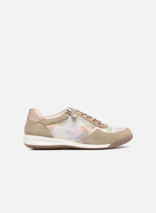 Sneaker Ara Rom 44443 beige ansicht von hinten