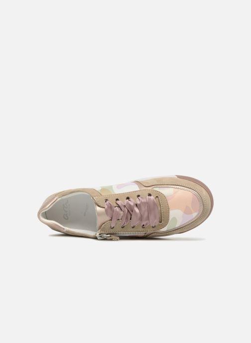 Sneaker Ara Rom 44443 beige ansicht von links