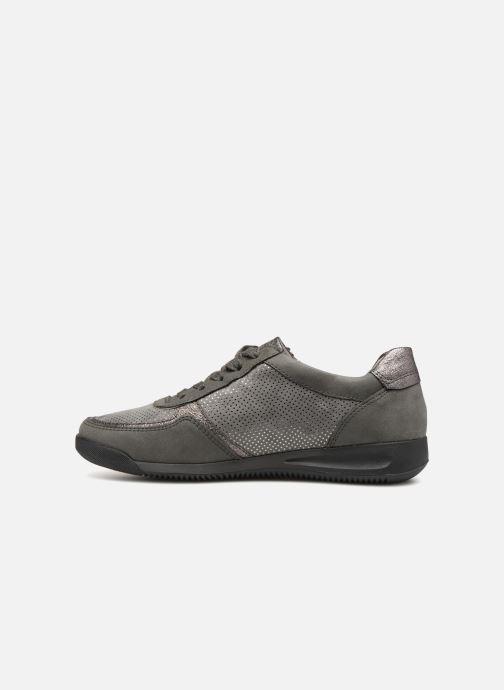 Sneaker Ara Rom 44443 grau ansicht von vorne