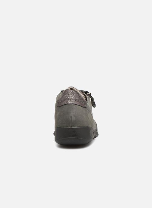 Sneaker Ara Rom 44443 grau ansicht von rechts
