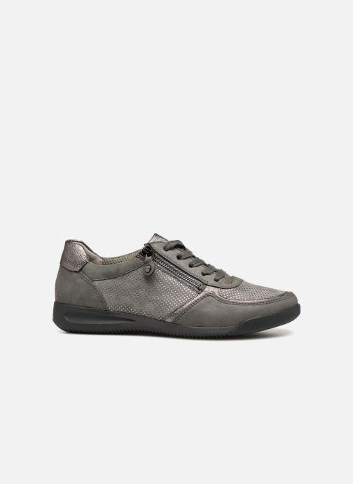 Sneaker Ara Rom 44443 grau ansicht von hinten