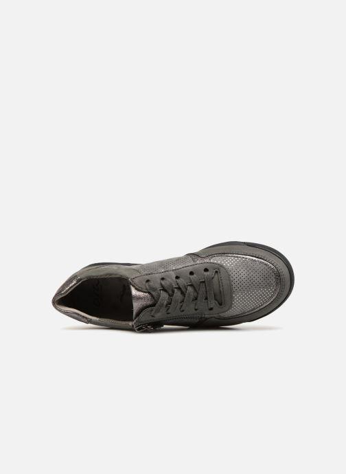 Sneaker Ara Rom 44443 grau ansicht von links