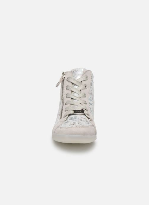 Sneaker Ara Rom 34410 grau schuhe getragen