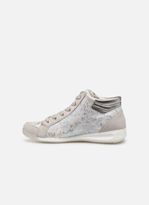 Sneaker Ara Rom 34410 grau ansicht von vorne