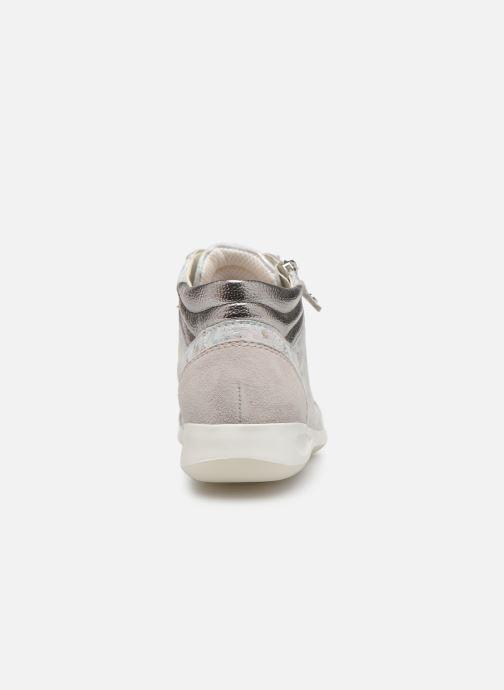 Sneaker Ara Rom 34410 grau ansicht von rechts