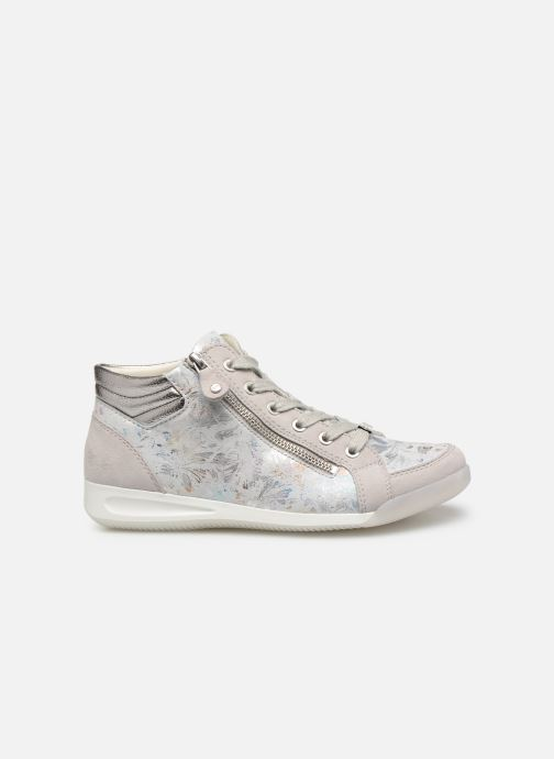 Sneaker Ara Rom 34410 grau ansicht von hinten