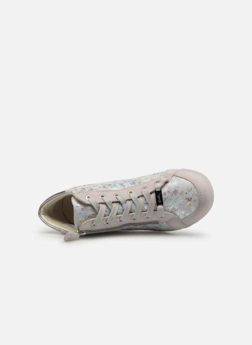 Sneaker Ara Rom 34410 grau ansicht von links
