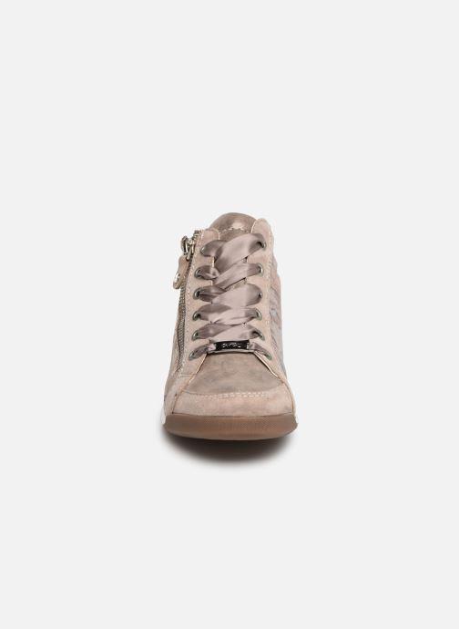 Baskets Ara Rom 34410 Marron vue portées chaussures