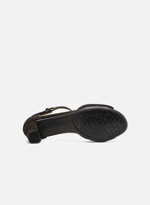 Sandales et nu-pieds Ara Massa 34677 Noir vue haut