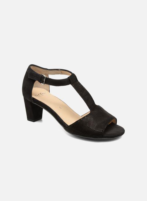 Sandales et nu-pieds Ara Massa 34677 Noir vue détail/paire