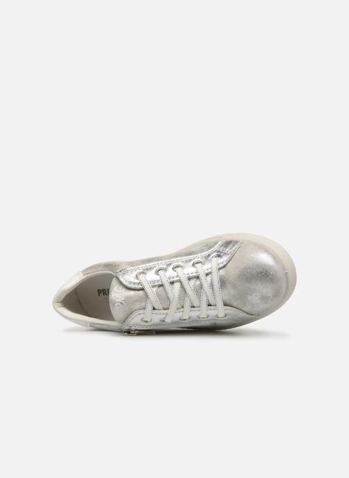Trainers Primigi Alida Silver view from the left