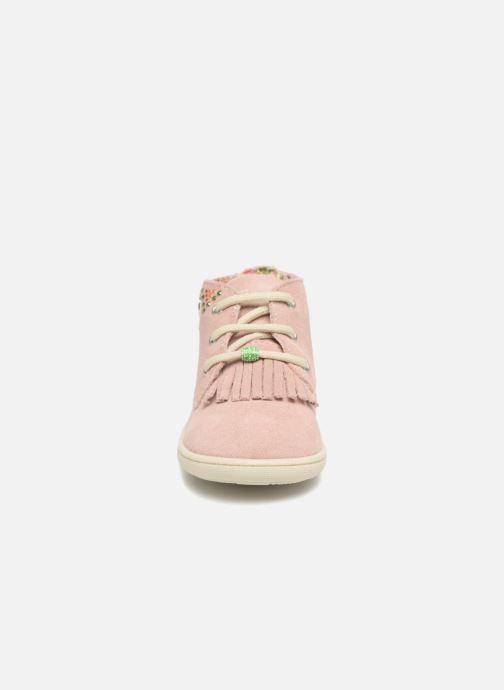 Ankle boots Primigi mangu Pink model view