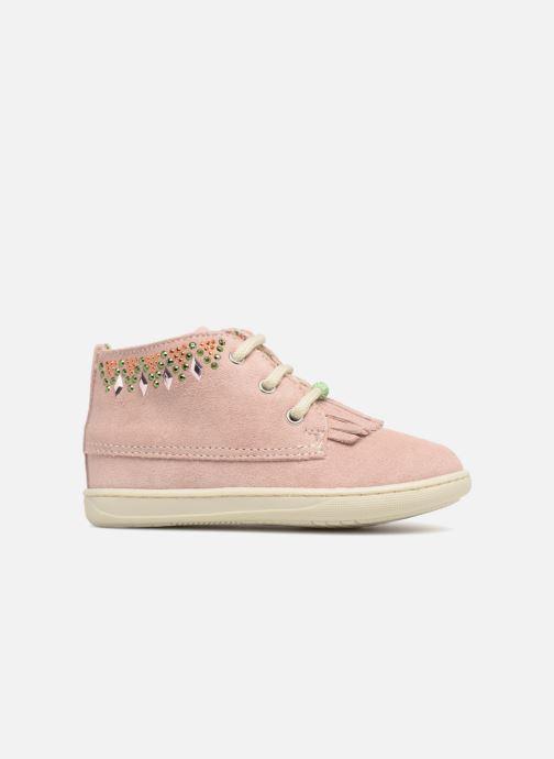 Ankle boots Primigi mangu Pink back view