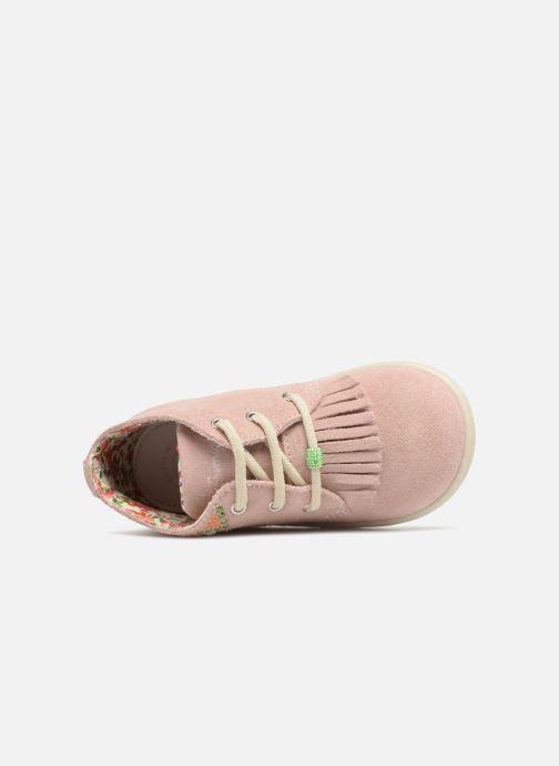Stiefeletten & Boots Primigi mangu rosa ansicht von links