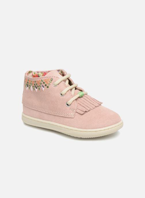 Stiefeletten & Boots Primigi mangu rosa detaillierte ansicht/modell