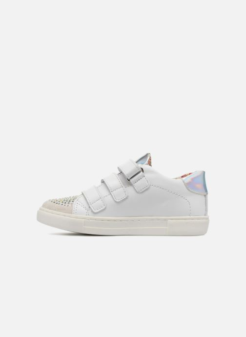 Sneakers Primigi Alda Hvid se forfra