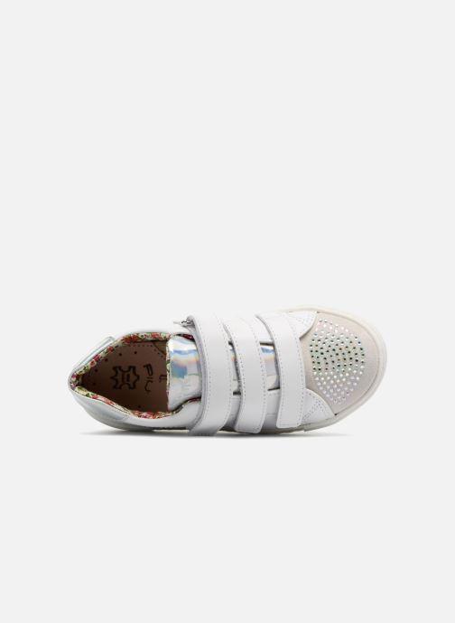 Sneakers Primigi Alda Hvid se fra venstre