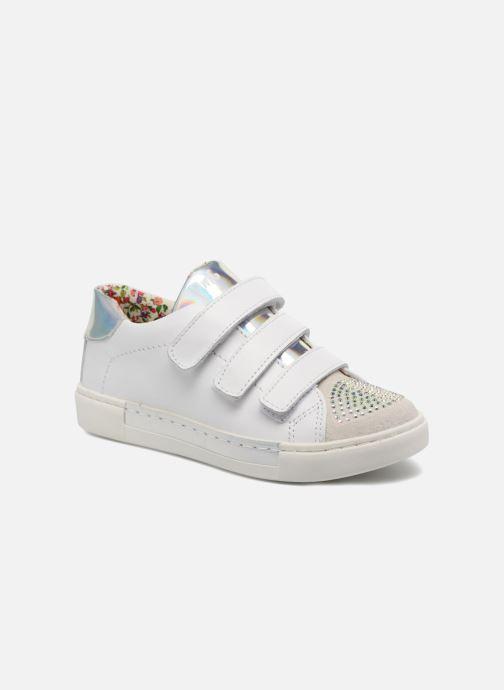 Sneakers Primigi Alda Hvid detaljeret billede af skoene