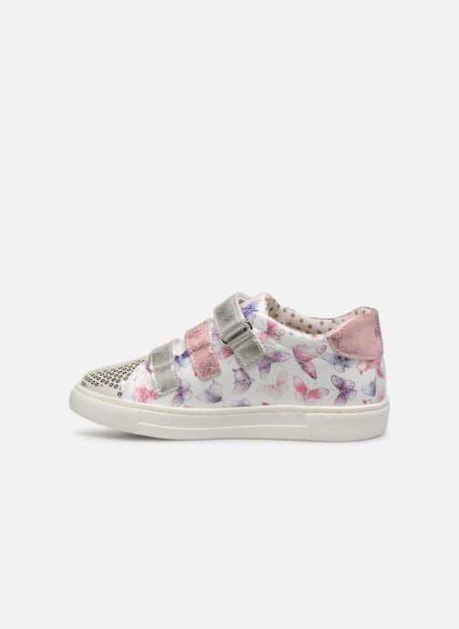 Sneakers Primigi Alda Wit voorkant