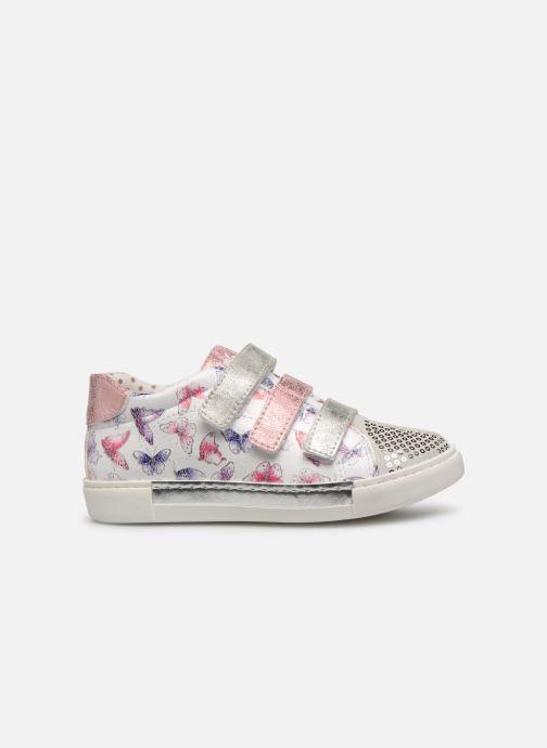 Sneakers Primigi Alda Wit achterkant