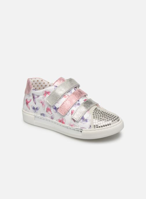 Trainers Primigi Alda White detailed view/ Pair view