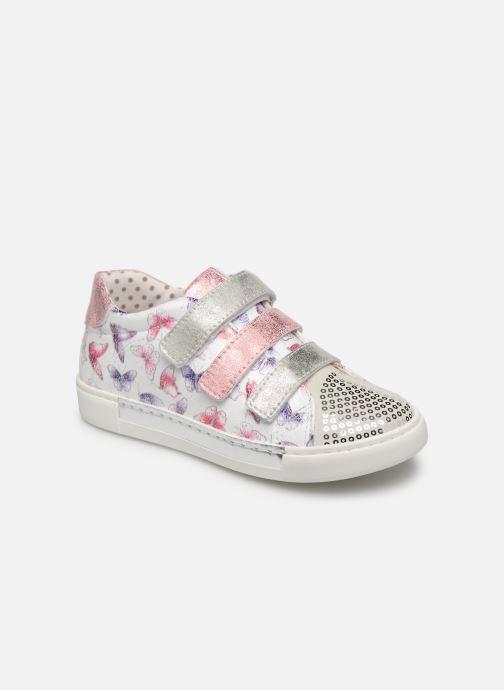 Sneaker Primigi Alda weiß detaillierte ansicht/modell
