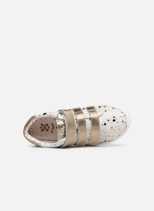 Sneaker Primigi Alda weiß ansicht von links