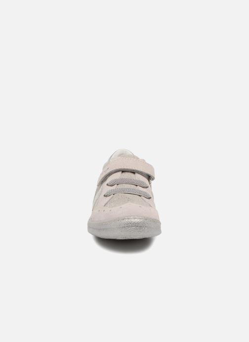 Sneaker Primigi Daniela grau schuhe getragen