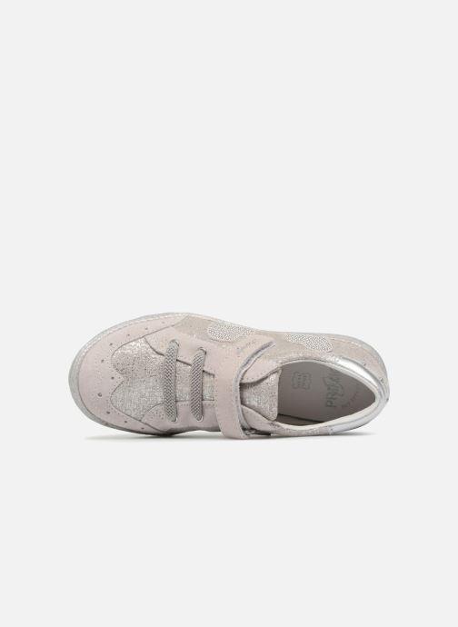 Sneaker Primigi Daniela grau ansicht von links