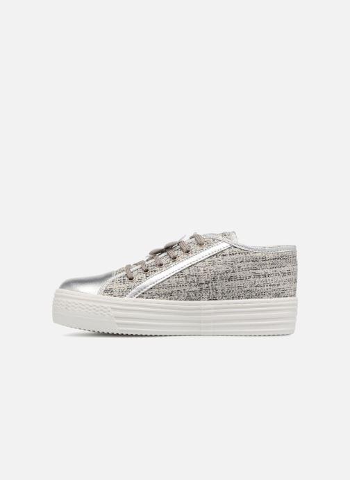 Sneakers Primigi Dida Argento immagine frontale