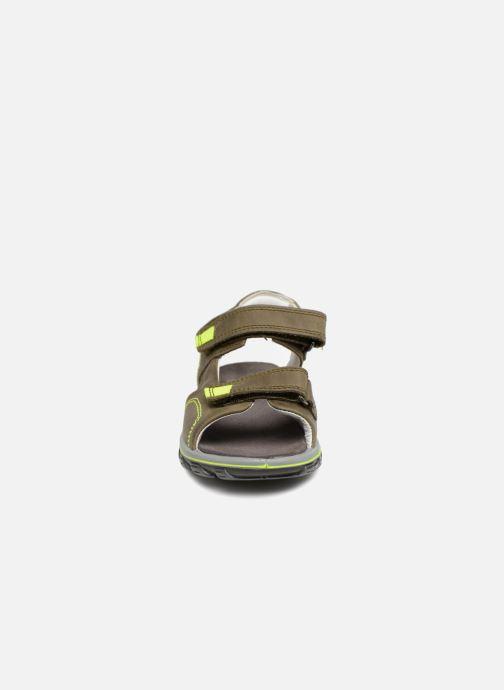 Sandales et nu-pieds Primigi Nestore Vert vue portées chaussures