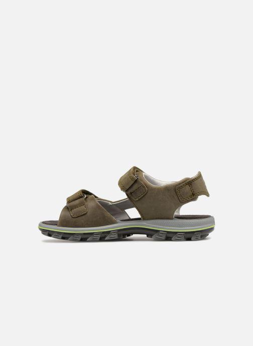 Sandales et nu-pieds Primigi Nestore Vert vue face