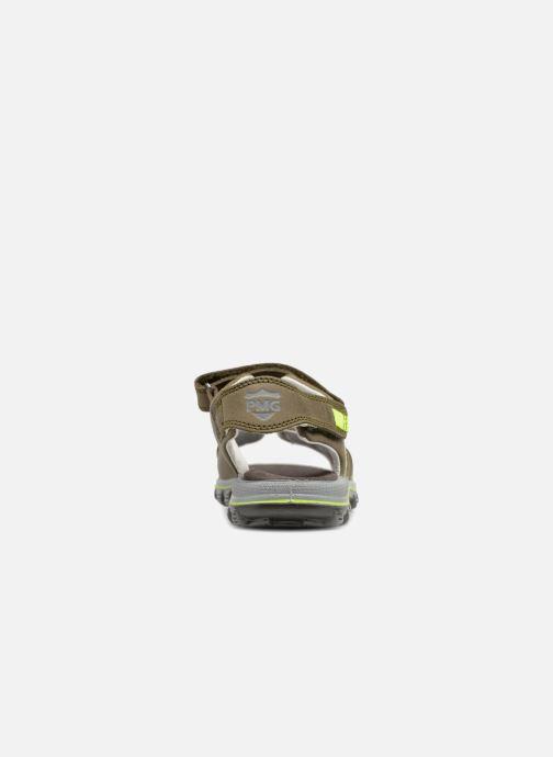 Sandales et nu-pieds Primigi Nestore Vert vue droite