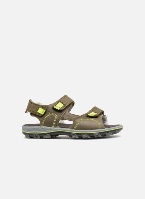 Sandales et nu-pieds Primigi Nestore Vert vue derrière