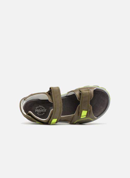Sandales et nu-pieds Primigi Nestore Vert vue gauche