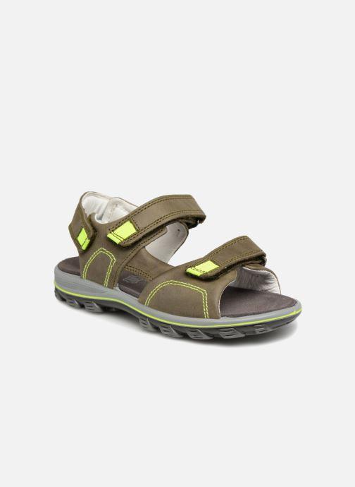 Sandales et nu-pieds Primigi Nestore Vert vue détail/paire