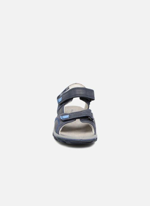 Sandali e scarpe aperte Primigi Nestore Azzurro modello indossato