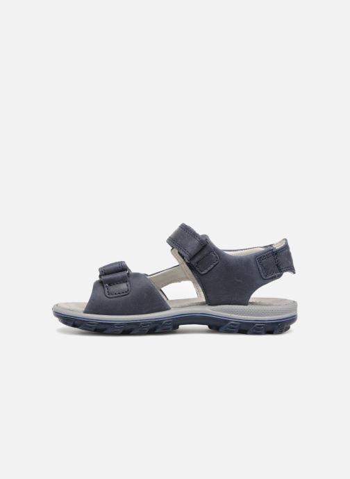 Sandali e scarpe aperte Primigi Nestore Azzurro immagine frontale