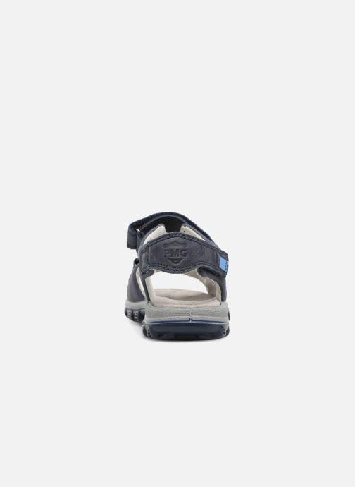 Sandali e scarpe aperte Primigi Nestore Azzurro immagine destra