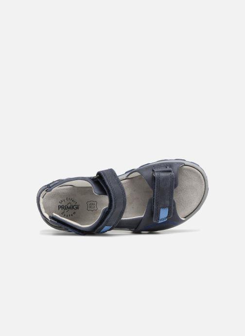 Sandali e scarpe aperte Primigi Nestore Azzurro immagine sinistra