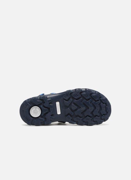 Sandali e scarpe aperte Primigi Nestore Azzurro immagine dall'alto